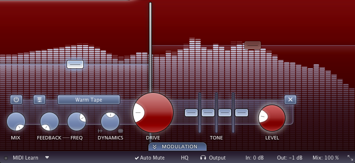 Fabfilter Mutliband Exciter