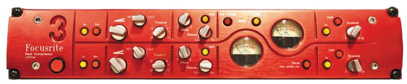 Focusrite Red Mastering Kompressor
