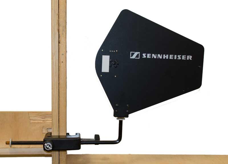 Monkeyarm Antennenplatte Montage