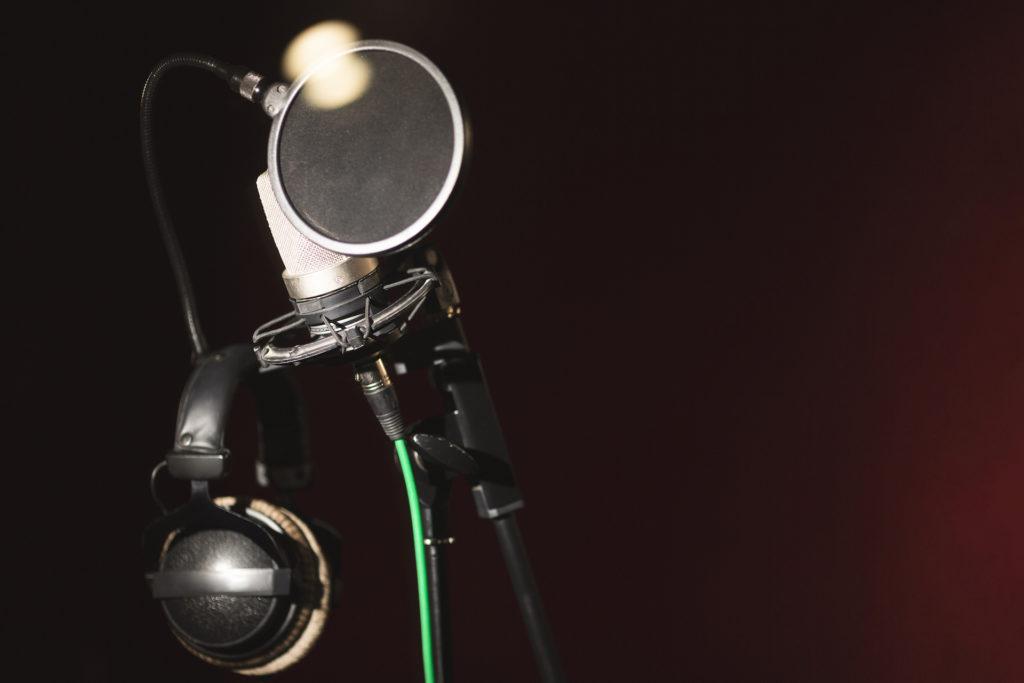 Tonstudio Recording