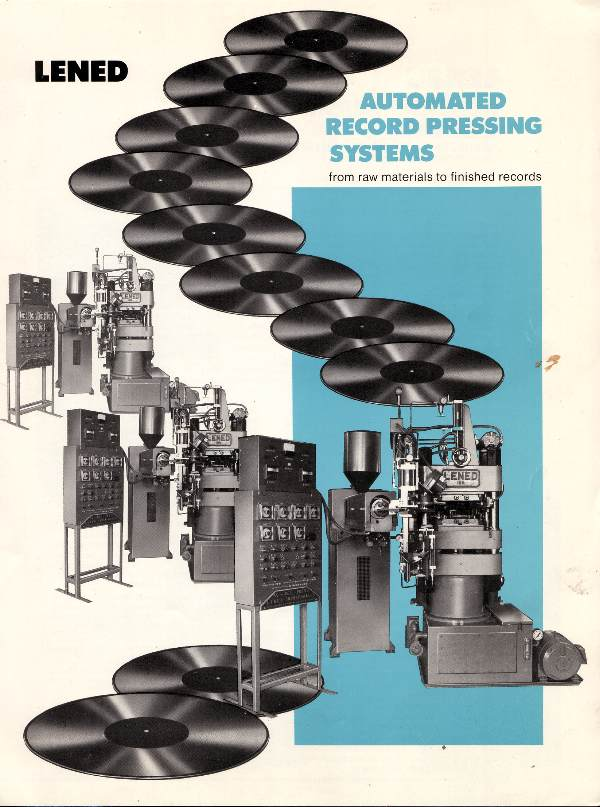 Vinyl Herstelltung Old